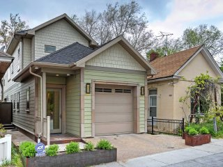 Brand New Downtown Holistic Green Home with Garage