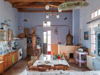New listing! Farmhouse at Kotsinas, Myrina