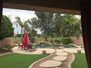Beautiful Golf Course Home in Ocotillo, Chandler