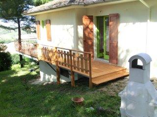 Casaedda appartamento con terrazza e giardino