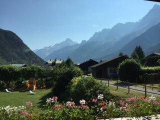 Appartement 3 chambres 3 salles de bain avec vue sur le Mont Blanc, Les Houches