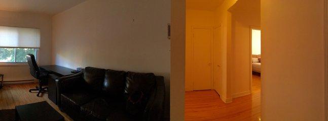 Wohnzimmer + Flur / Salon + Passage