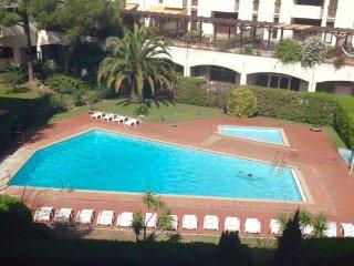 Suite confortable dans résidence avec piscine, Perpignan