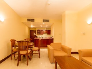 2 BR serviced apartment in a convenient location, Colombo