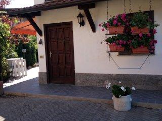 B&B Villetta indipendente nelle colline, Gattinara