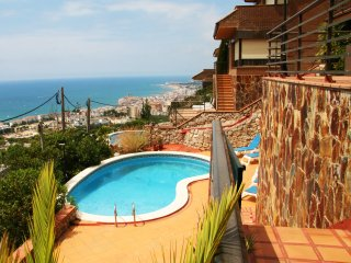 Luxury house with stunning views, Sitges