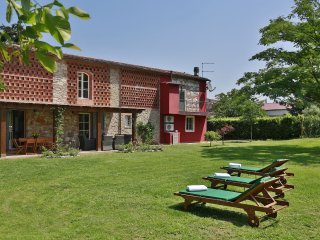 Casale Ebe - Casa Rustica a due passi dalla città, Lucca