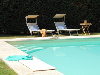 Villa in Florence with private pool, Settignano