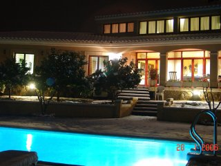 Huge villa 12 pax with private pool near Barcelona, Vilafranca del Penedes