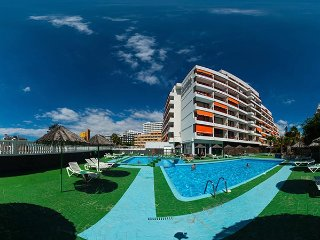 Studio Playa Troya -300m, Las Americas, free parking, balcon