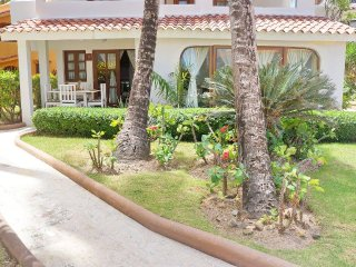 Beach Villa Bellavista 2bdr + WiFi, Bavaro