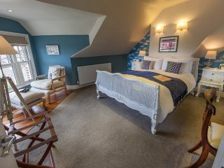 Corner House B&B Cromer Room
