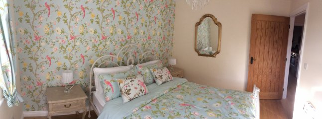 Double room, Teal Cottage