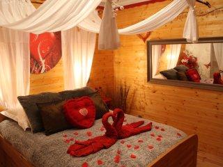 Chambre d'hôte romantique en Savoie, Cevins