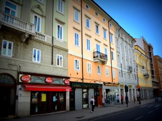 Two steps from the city center, Trieste