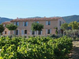le mas des sentinelles ,au coeur du luberon, La Motte-d'Aigues