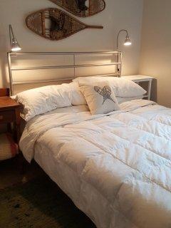 Lower Level Queen Guest Bedroom