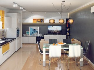 Excellent apartment in new complex Privilegio