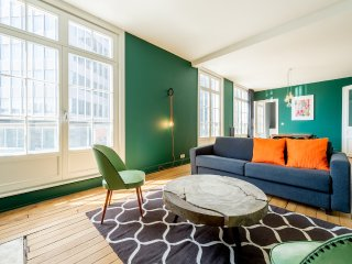 Smartflats Gaité 601 - 2 bedroom - City Center, Brussels