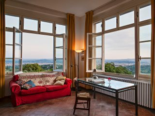 Charming villa with wonderful view, Fiesole