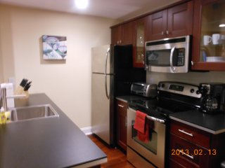 Beautiful, new, one bedroom, amazing location, Boston