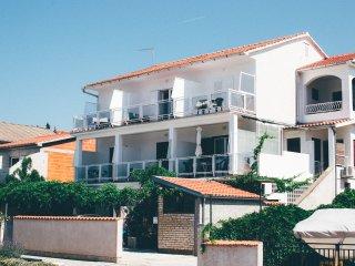 Seafront Apartment Near Center in Tisno