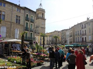 Old world charm in the heart of historic Pezenas