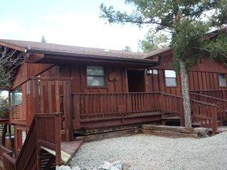 The Hideaway Cabin, Ruidoso