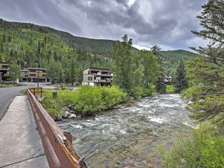 NEW! 3BR Vail Townhome w/Private Hot Tub!