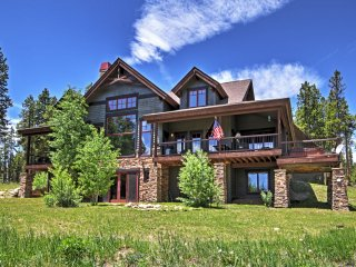 New Listing! Mesmerizing 4BR Tabernash House w/Game Room, Private Hot Tub & Breathtaking Mountain Views!