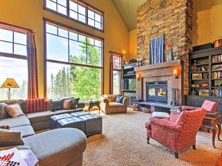 Tabernash Home w/ Game Room, Hot Tub & Mtn Views!