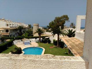 Apartamento Dúplex en primera Línea de playa Denia, Els Poblets