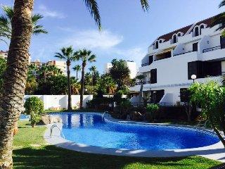#COLON I, VISTA PISCINA, CERCA DEL PASEO MARITIMO,, Playa de las Americas