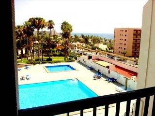 #VINA NARANJA :Vista mar en Playa de Las Americas, Costa Adeje