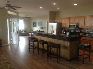Brand New Ocean View Home in the Blue Hole, Keaau