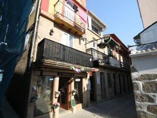 Casa Lua: Casita en el casco viejo de Cangas, Cangas Morrazo