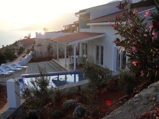 Villa Oliva, summer residence by the sea, KAS
