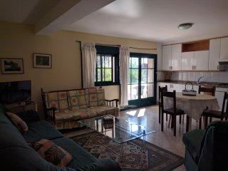 Apartamento en la playa de Bascuas, Noalla