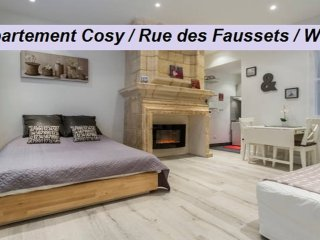 Appartement Cosy Rue des Faussets *****