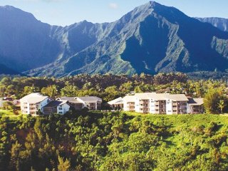 Wyndham Shearwater Resort in Hawaii, Princeville