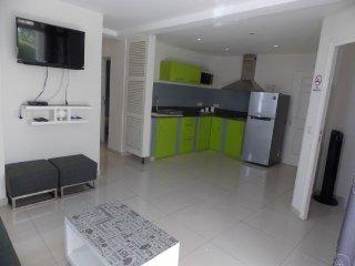 Appartement 64m2 cosy et securisé, Pereybere