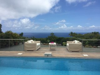 New Coast Villa - 2 bedroom, Gustavia