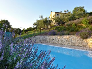 Countryside Villa with swimming pool, Castiglione in Teverina
