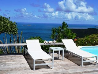 Greek Villa - 1 bedroom, Gustavia