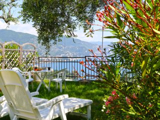 Andromeda 1stFL,Breathtaking view on Tigullio gulf, Rapallo