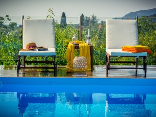Villa Natura Zante Blue Sea and Garden view Ionian, Lithakia