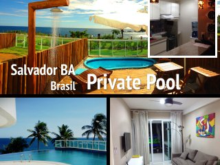 Luxury Apartament Barra/Ondina