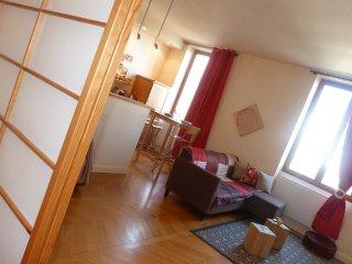 Appartement de caractère Part Dieu Dauphiné, Lyon