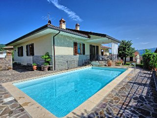 Villa Pratovecchio with private swimming pool