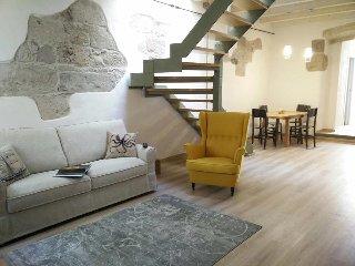 casa vacanza antico e moderno con design, Sant'Antioco